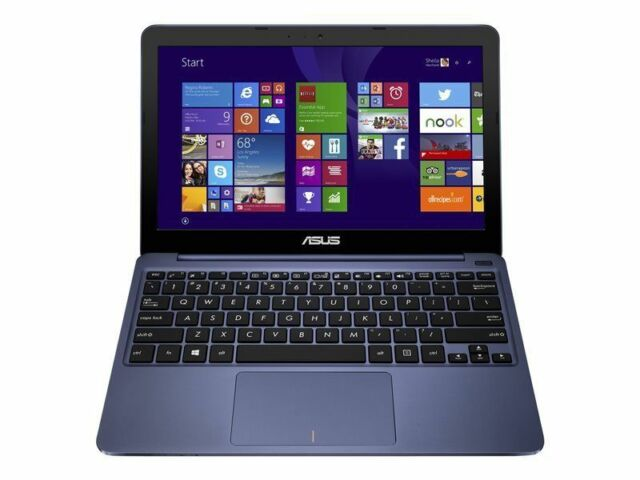 "(Open box) ASUS EeeBook X205TA Laptop 11.6"" 2GB BLUE"