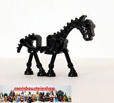 Lego® Castle Schwarzes Skelettpferd, Pferd, Black Skeleton Horse, 4505756, 59228