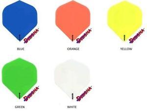 Dart-Flights-Designa-DSX-Colours-Extra-Strong-100-Micron-Set-Of-3