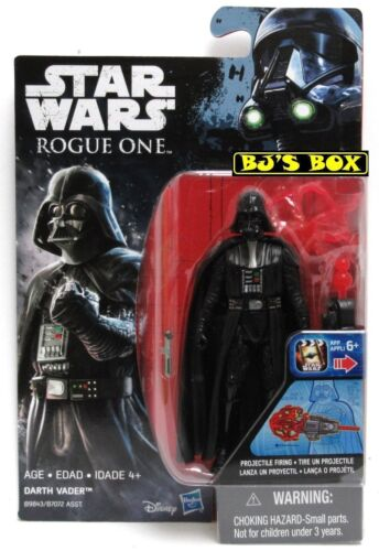 Star Wars Rogue One DARTH VADER Figure 3.75in New NIP