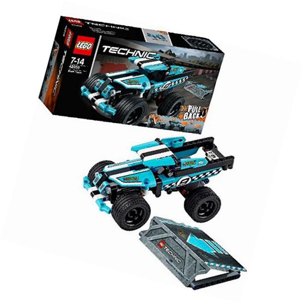 42059 LEGO  Technic Stunt CAMION 142 PEZZI età 7-14 NUOVO rilascio per 2017  shopping online di moda