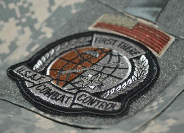 US FlagTab KANDAHAR POLO CLUB JTF TAPC JTAC VELCRO INSIGNIA COMBAT CONTROLLER