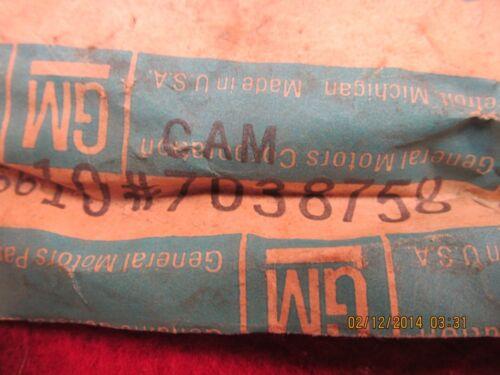 NOS 68 69 OLDSMOBILE CUTLASS 442 HURST TORONADO CARBURETOR FAST IDLE CONTROL 4BL