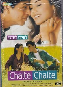 CHALTE-CHALTE-SHAHRUKH-KHAN-RANI-NEW-EROS-BOLLYWOOD-DVD-ENGLISH-SUBTITLES