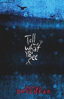 Chantal Wright, Zoran Drvenkar, Tell Me What You See, Very Good Book