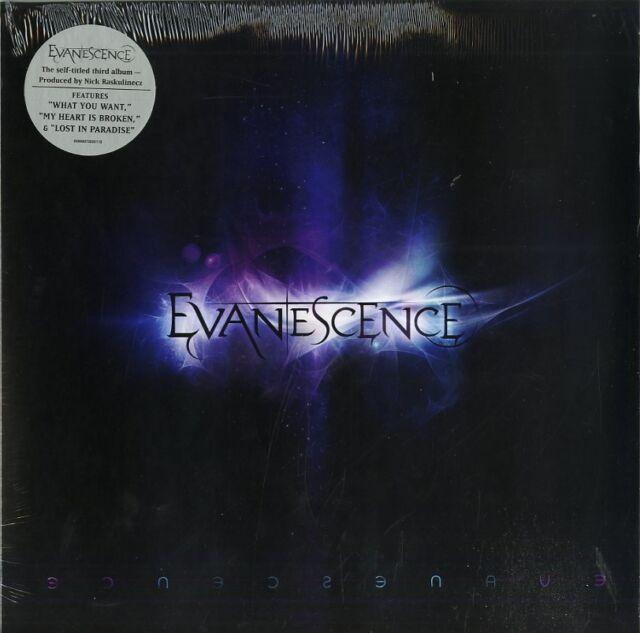 Evanescence LP Vinyl New Sealed