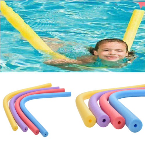 Rehabilitation Learn Swimming Pool Noodles Water Float Aid Woggle Swims Flexi RR