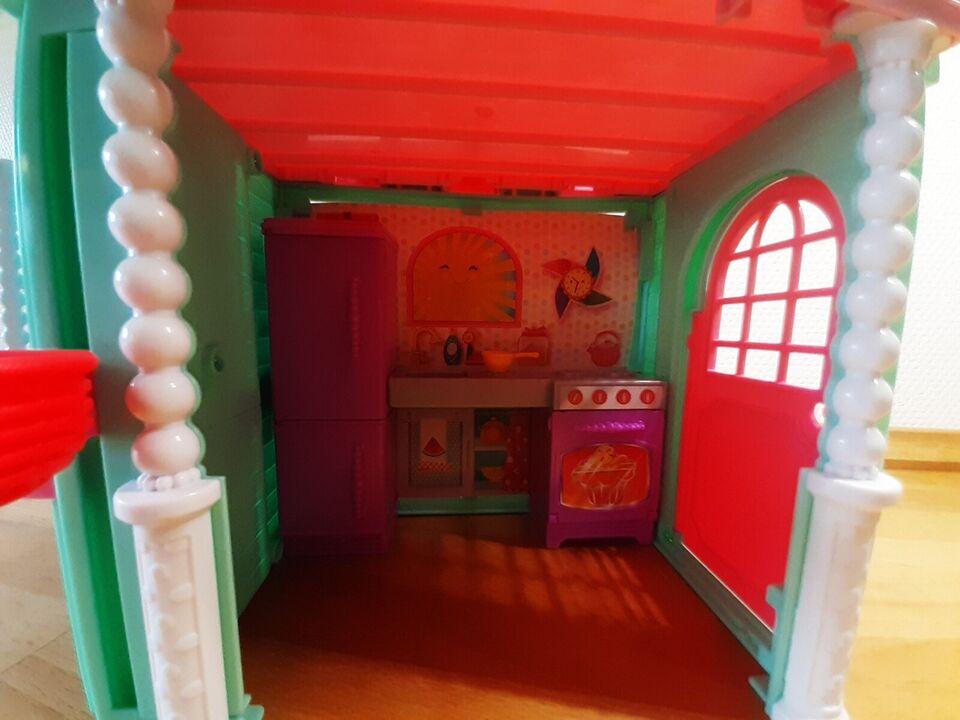 Barbie, Dukkehus