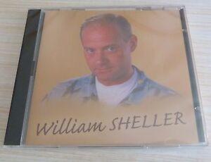 RARE-CD-ALBUM-COMPILATION-BEST-OF-WILLIAM-SHELLER-12-TITRES-2008-NEUF