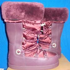UGG Australia COTTRELL Deep Bordeaux Waterproof Women Snow Boots Size US 7 NEW