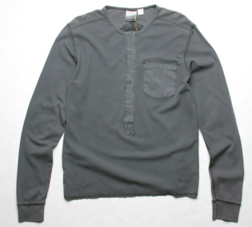 S Charcoal Triple Five Soul Thermal Tee