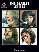 The Beatles Let It Be Sheet Music Guitar Tablature 000690482