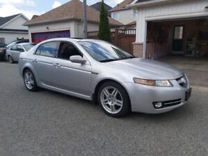 2007 Acura tl 3.2 v6