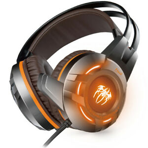 E-books-SZ2-Lighting-Over-Ear-Gaming-Headphones-Headset-Mic-PS4-Xbox-One-PC