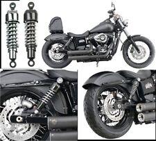 Ammortizzatori Ribassati Harley Davidson dyna street bob fat wide glide super