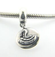 790886 Retired Pandora Sterling Silver Dangle Snake Chinese Zodiac Bead Box