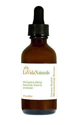 MATRIXYL 3000 30% ARGIRELINE peptide Vitamin C 20% Serum Hyaluronic Acid cream