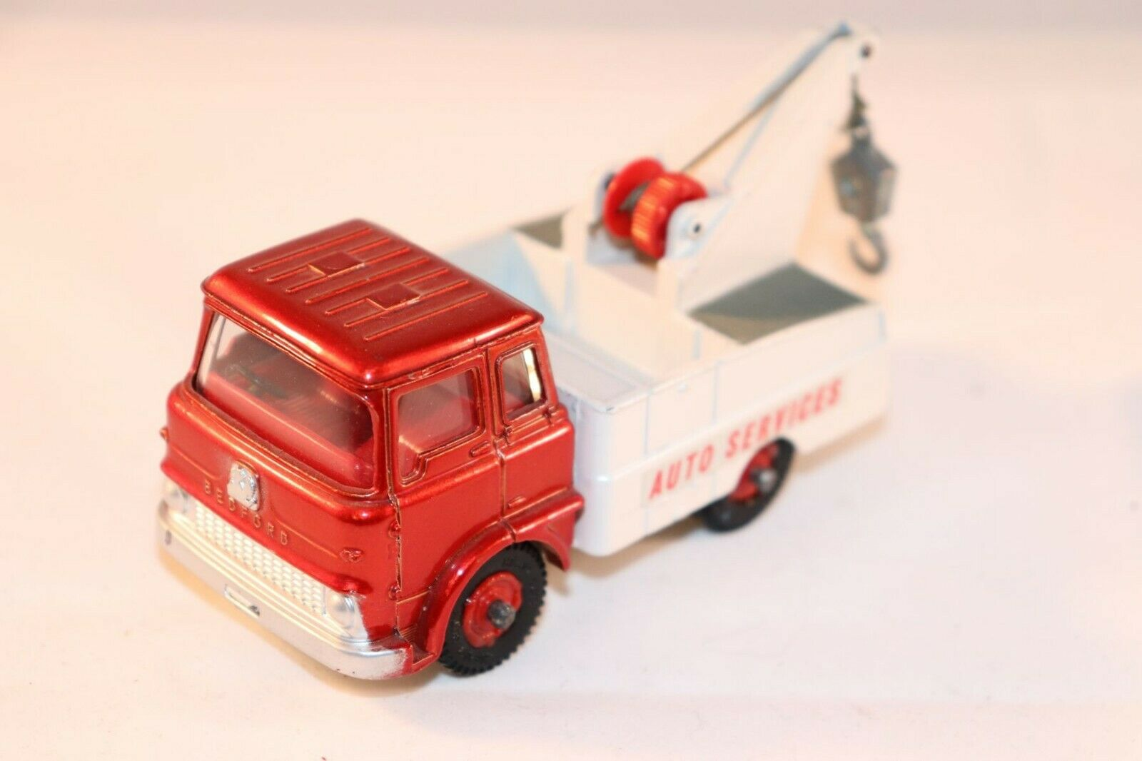 Dinky giocattoli 434 Bedford Crash Truck very very near mint tutti original condition