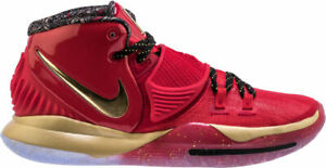 Nike Kyrie 6 All Star Trophies Red Gold