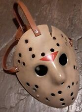 FRIDAY 13TH PART VI JASON VORHEES MASK,JAYSTEAD79,HALLOWEEN,DVD, HORROR,PROP.NEW