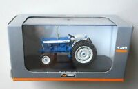1:43 Ford 5000 Tractor In Blue Diecast Vehicle Universal Hobbies Farm Toy