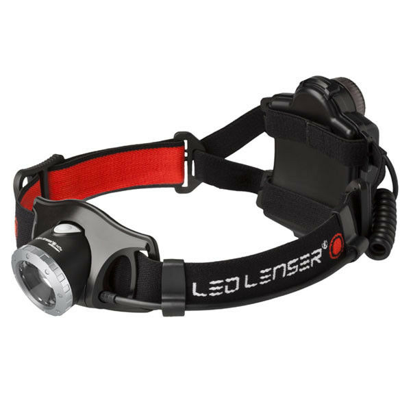 KQ LED LENSER H7.2 LED Kopflampe Stirnlampe 7297 von Zweibrüder 250 Lumen Boost  | Gute Qualität