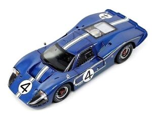1-18-Shelby-Collectibles-Ford-GT-MKIV-4-1967-Le-Mans-Hulme-Ruby-CS426