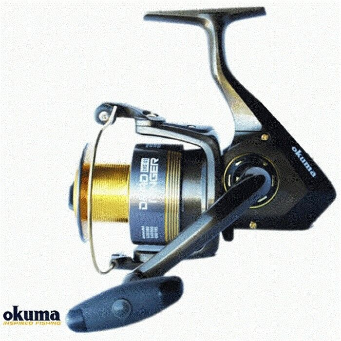 Okuma Dead sacueer drg-80 3+1 Beabague 12kg Brake Big Fish & Sea Reel