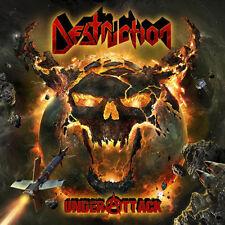 Destruction - Under Attack CD 2016 thrash Nuclear Blast press