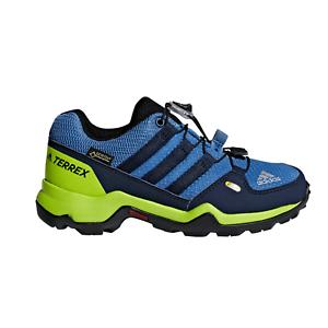 Adidas-Terrex-GTX-K-Randonnee-Loisirs-Hiver-Chaussures-pour-Enfants-Neuf-A