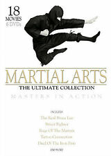 The Ultimate Martial Arts Collection: Masters in Action Six-Disc Set