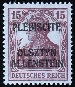 Allenstein-Mi-Nr-4-aI-postfrisch-Mi-Wert-110-1069
