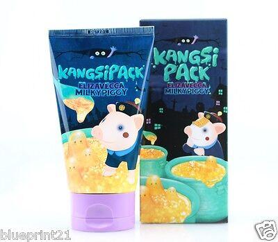(1+1) Elizavecca Milky Piggy Kangsi Pack Mask 120ml * 2 ea New Free Shipping