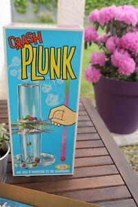 ancien-jeu-CRASH-PLUNK-ideal-toy-corp-1963-JEUX-D-039-ADRESSE-et-de-SUSPENSE