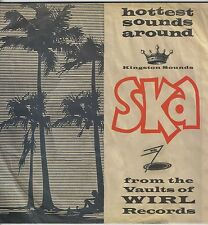 Ska From The Vaults Of Wirl Records NEW CD £9.99 KINGSTON SOUNDS