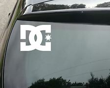 DC Shoes SURF Funny Car/Window JDM VW EURO Vinyl Decal Sticker