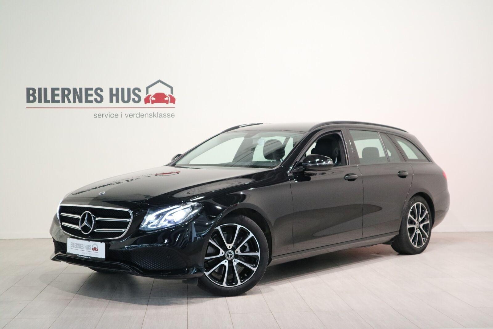 Mercedes E220 d 2,0 stc. aut.