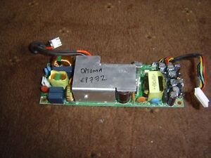 OPTOMA-EP772-DLP-PROJECTOR-POWER-SUPPLY-BOARD-DP-3629-1-TESTED-OK-REF-B1