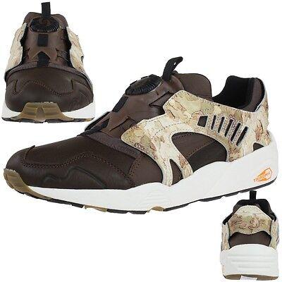 Puma Trinomic Disc Camo Blaze Sneaker Schuhe 357366 01