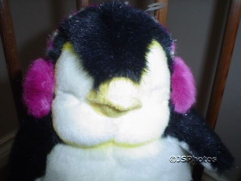Russ Berrie 7.5 Inch Penguin Stuffed Plush Plush Stuffed Tux 33141 35310d
