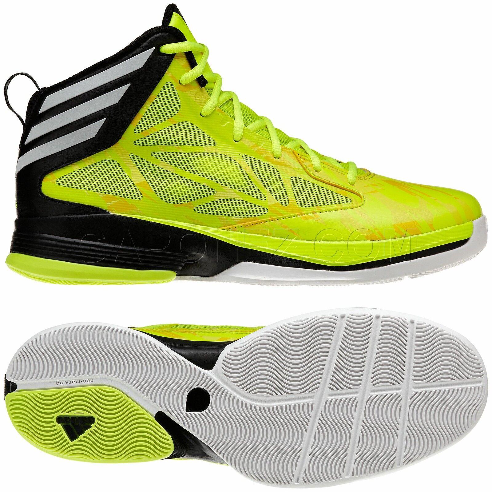 Nuevo ~ rápido Adidas CRAZY rápido ~ luz baloncesto rápido Zapato Ghost Adizero Rose ~ Hombre 6cde21