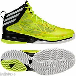 buy popular c2c55 e4b06 Image is loading NEW-Adidas-CRAZY-FAST-Light-Basketball-quick-Shoe-