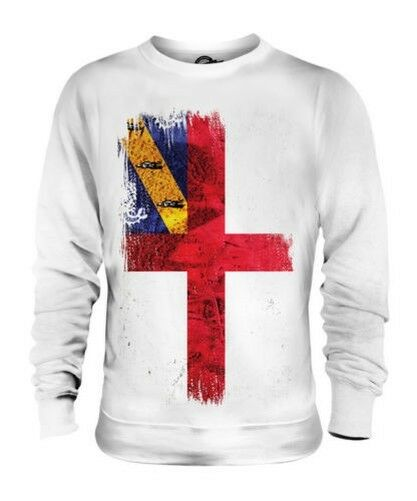 HERM GRUNGE FLAG UNISEX SWEATER TOP FOOTBALL GIFT SHIRT CLOTHING JERSEY