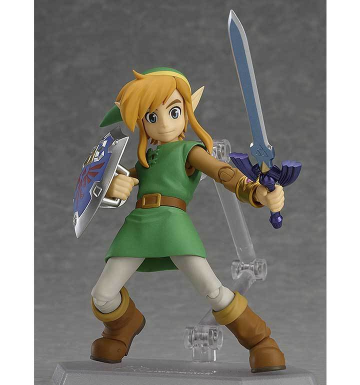 Zelda A Link Between Worlds - Link - Figma 284 - Figure GoodSmile Company