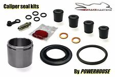 Suzuki GT 250 73-76 front brake caliper piston & seal repair kit 1973 1974 K L