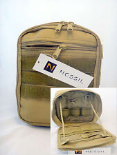 Survival Gear Emergency Outdoor Camping Molle Pouch Bag Medic First Aid NOSSIL