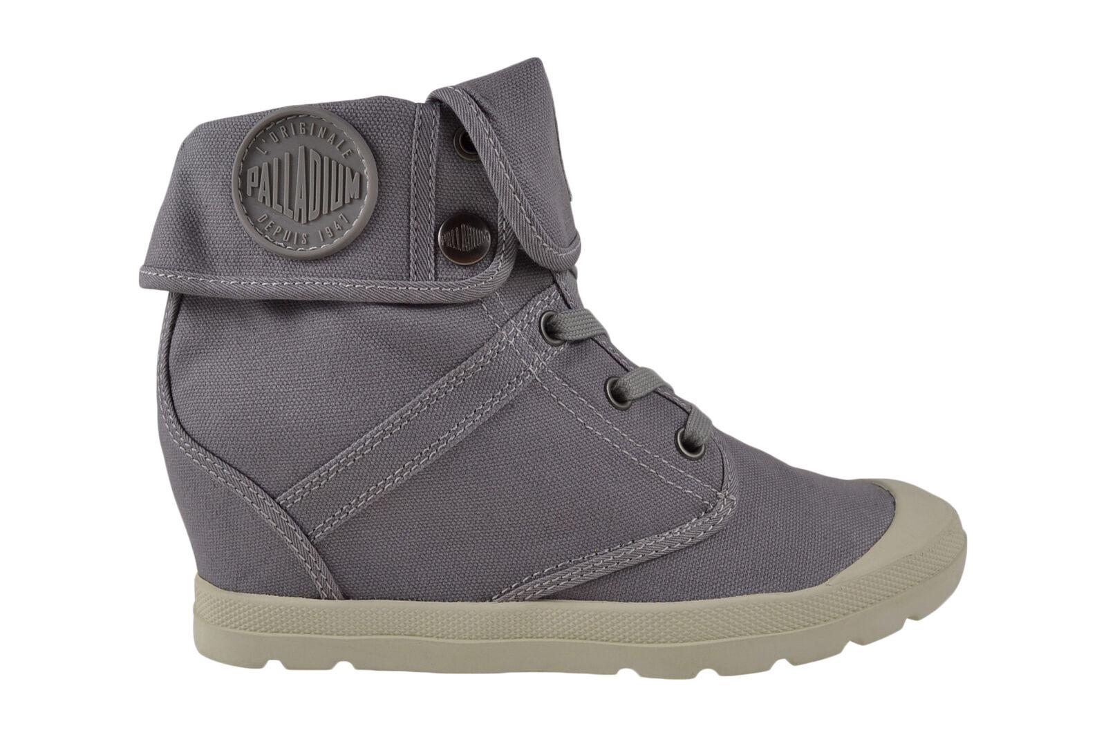 Palladium Pallaroute CVS titanium Sneaker/Schuhe grau