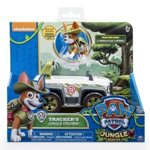 Paw Patrol Toy Set Toy Car Everest Apollo Tracker Ryder Skye Scroll Marshall