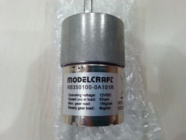 Motoreducteur Modelcraft -  RB350100-0A101R