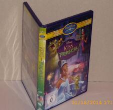 DVD Disney Küss den Frosch Neuwertig von den Machern von Arielle & Aladdin 146
